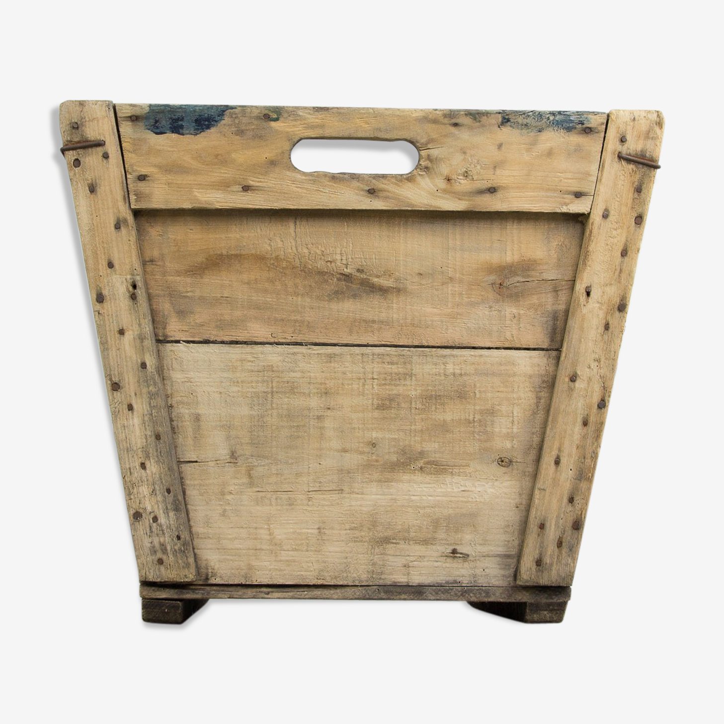 Caisse en bois de raisin PC