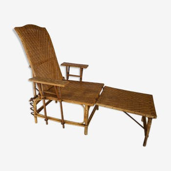 Chaise design industrielle scandinave vintage d 39 occasion for Chaise 1930