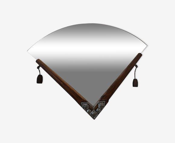 Miroir art deco 53x48cm