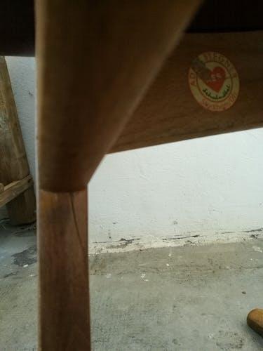 Chaise enfant pagholz
