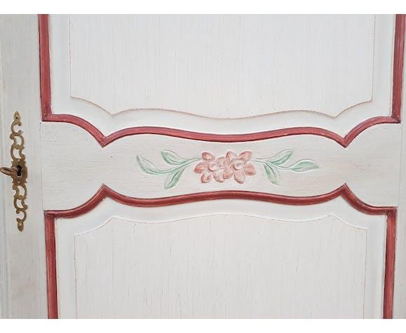 Armoire peinte années 30