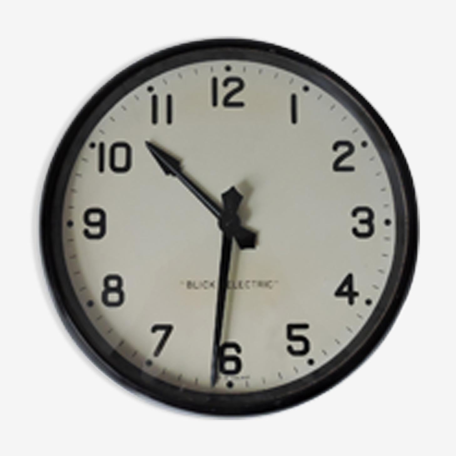 Clock Blick