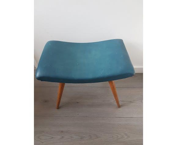 Blue skai stool
