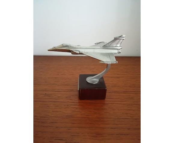 Maquette rafale C en aluminium