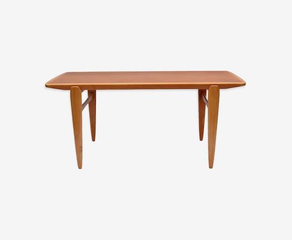 Danish-style vintage coffee table