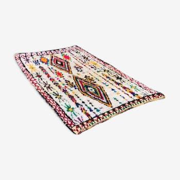Carpet boucherouite 210x130cm