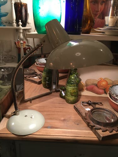 Articulated lamp, 60s