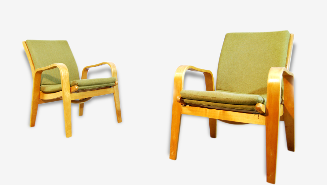 Easy chair / Cees Braakman / UMS Pastoe / Dutch design / 1950's