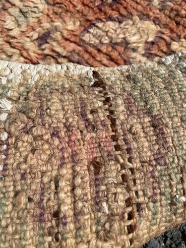 Tapis berbere boujaad 75x200 cm