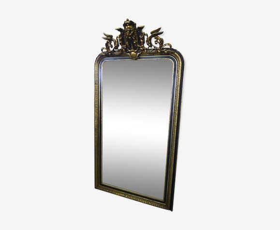 Miroir au lion Napoléon III