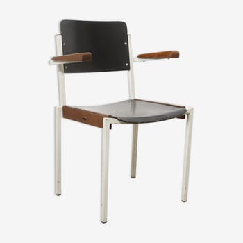 Industrial chair W Gispen for Riemersma