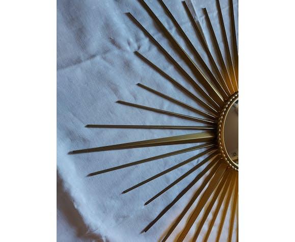 Miroir Soleil Chaty Vallauris 86x86cm