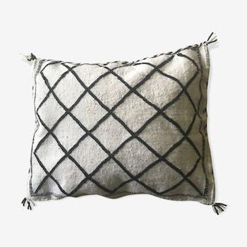 Rare Berber cushion  55cmX49cm