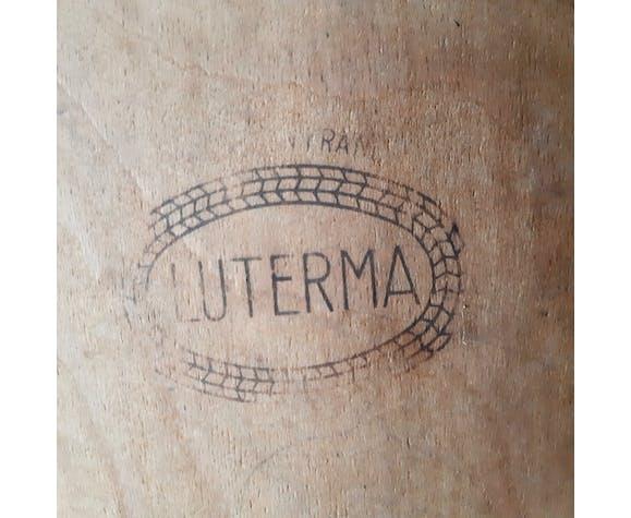 Chaise bistrot Luterma des années 50