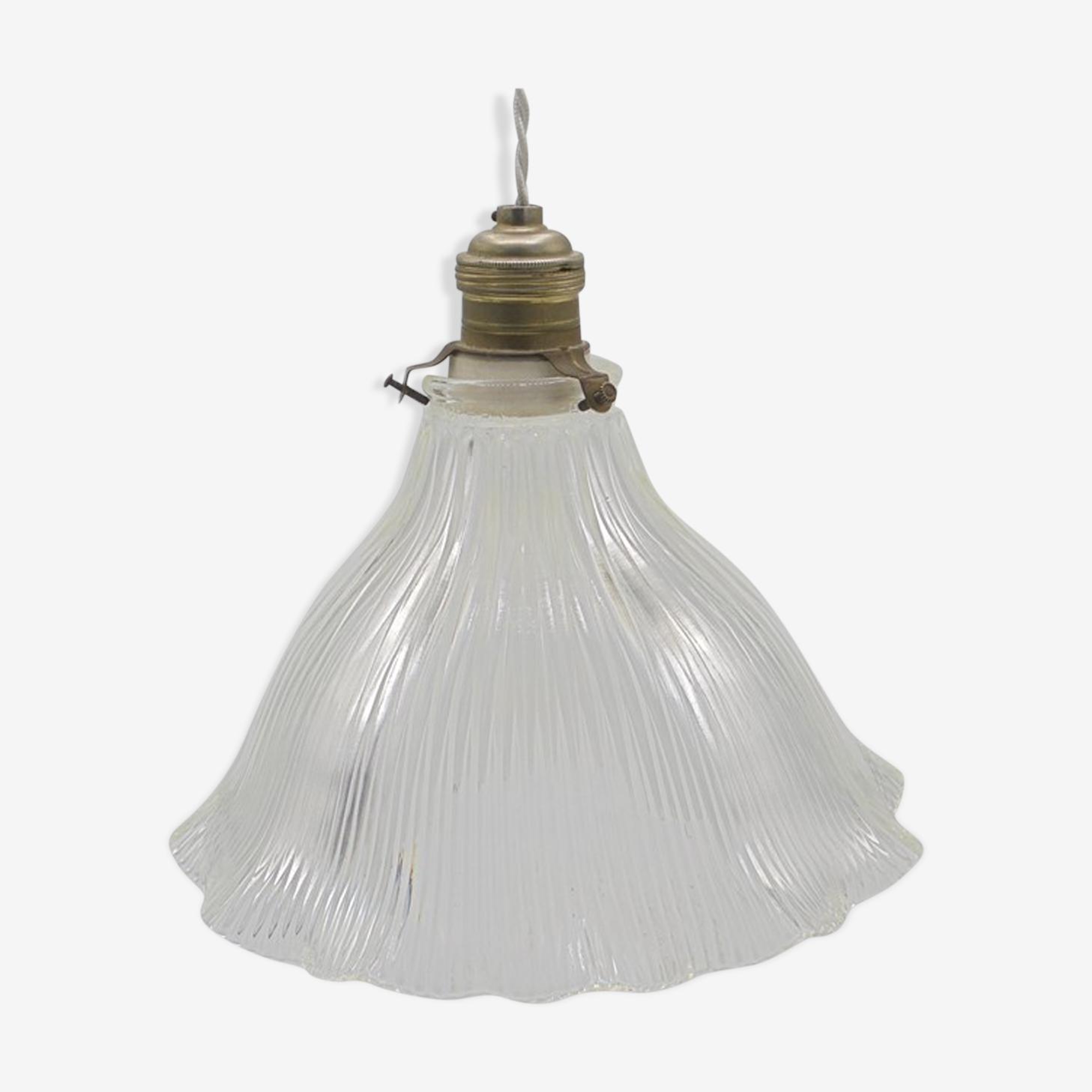Holophane hanging lamp