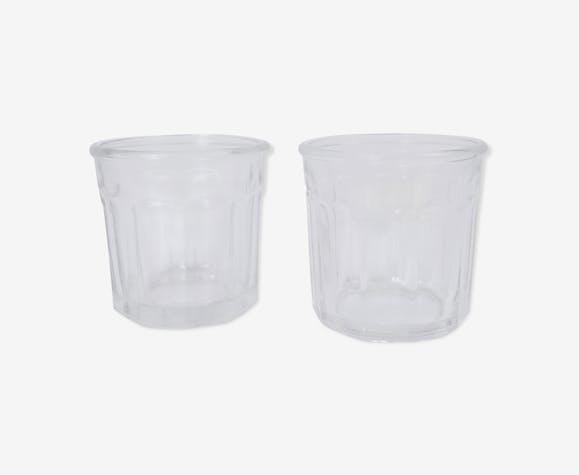 Deux pots à confiture 500g