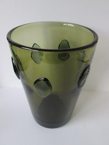Vase Hadeland conçu par Severin Brörby en Norvège dans les années 1950