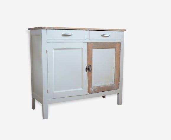 Buffet parisien meuble de cuisine vintage rétro années 50 campagne ...
