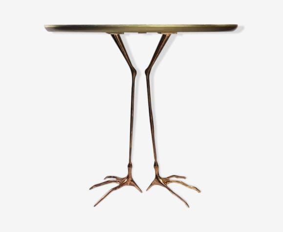 "Table ""Traccia"" par Meret Oppenheimer pour Simon Collezione, circa 1970 's"