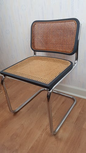 Chair B32 Marcel Breuer made in Italy