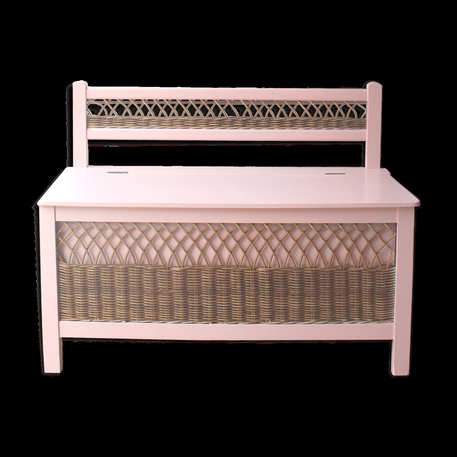 coffre en bois enfant elegant fabriquer un coffre jouet. Black Bedroom Furniture Sets. Home Design Ideas