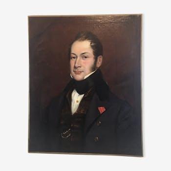 Portrait d'un gentilhomme