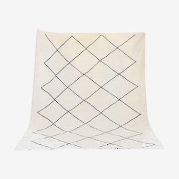 Berber carpet beni ouarain hanbel 300 x 250