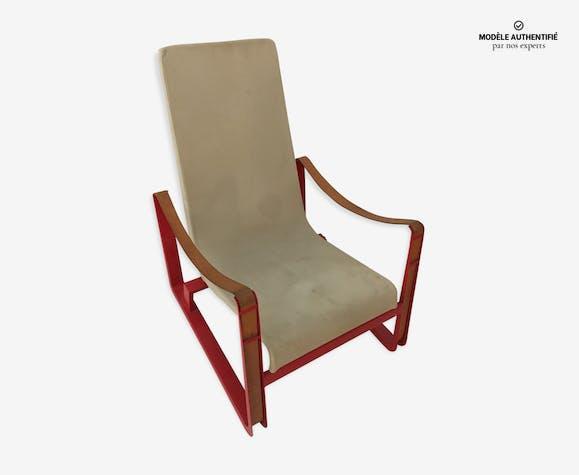 Jean Fauteuil Cité Beige Hhbpk6l Par Tissu Design Prouvé WE9YDe2IH
