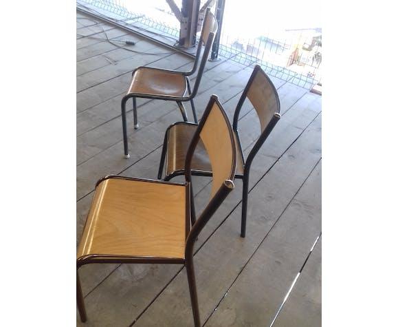 School chairs mullca 511