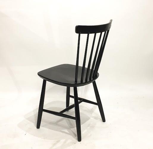 Set of 4 Scandinavian chairs