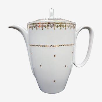 Théière porcelaine de luxe CNP France