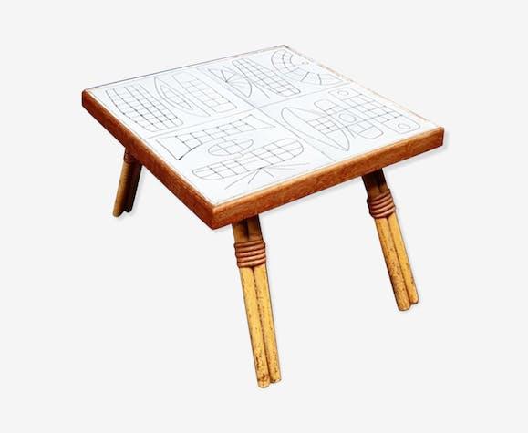 Table Roger Capron