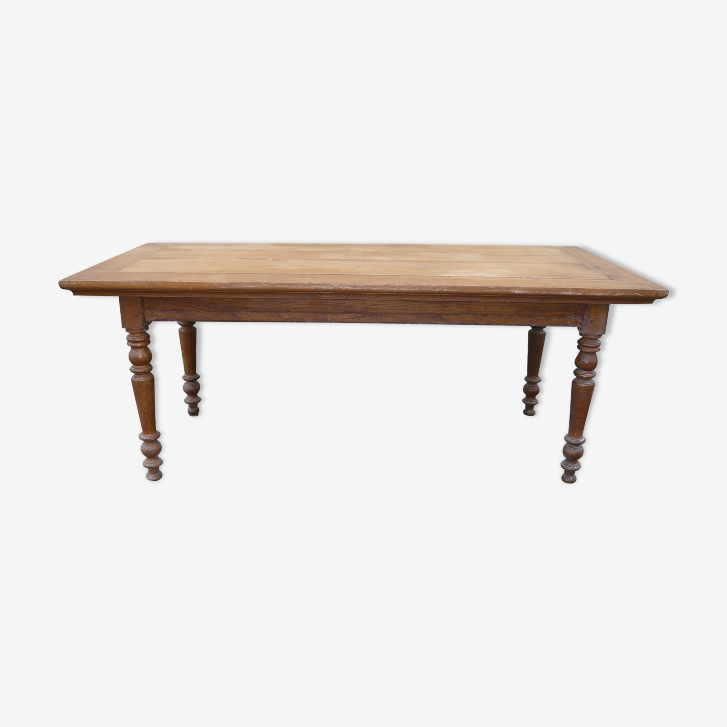 Old craft table