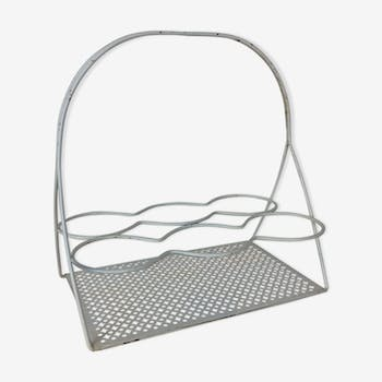 Tray wears cups perforated sheet metal, 50s