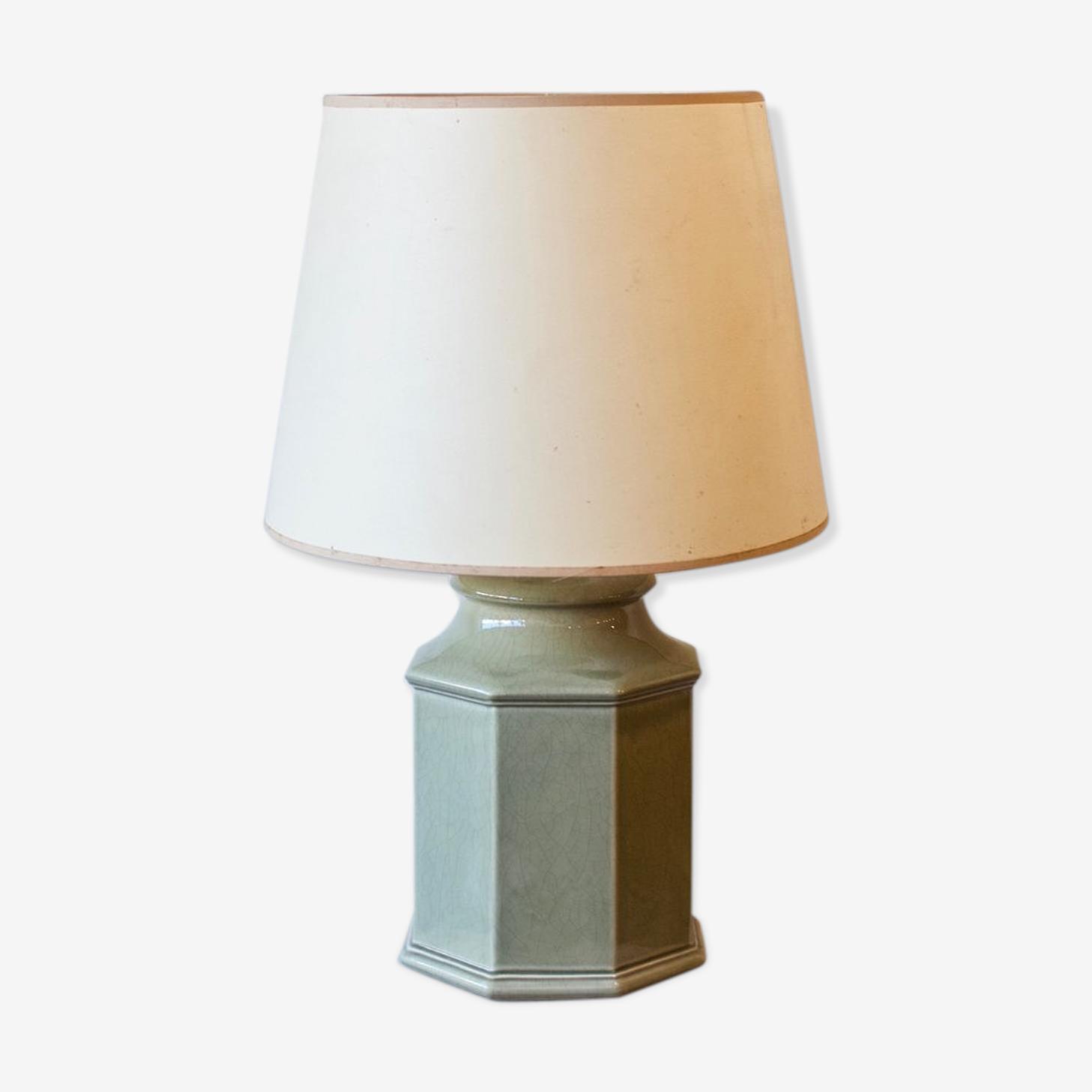 Lampe de table en céramique 1960s