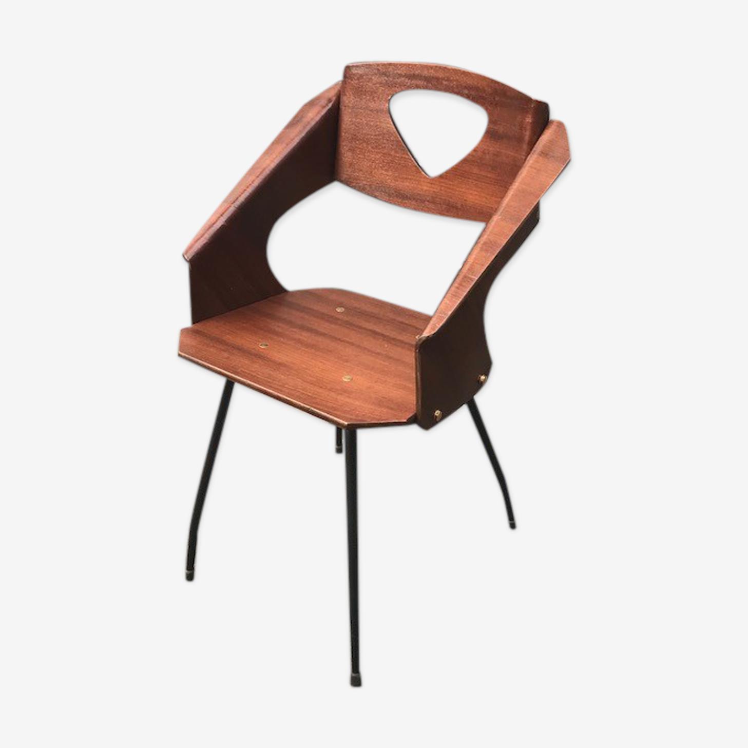 Design 4 chairs Carlo Di Carli, Italian suite