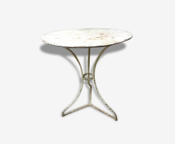 Emejing Table Ronde De Jardin Ancienne Photos - House Design ...