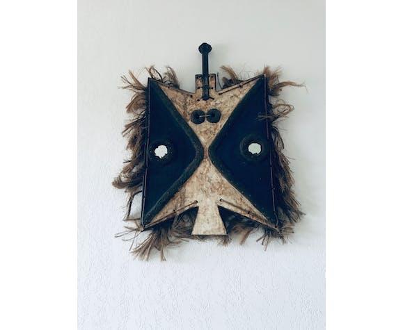 Masque Africain Toussian ancien