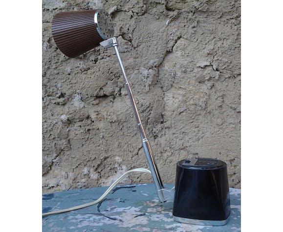 Lamp old bakelite 1950