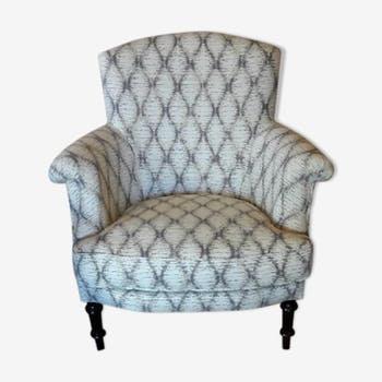 Louis Philippe bergere Chair