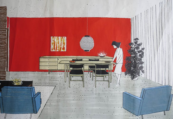 Poster 1960