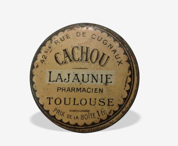 Boite Cachou Lajaunie (avant 1926)