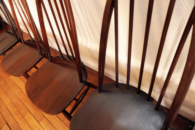 4-chair ercol suite
