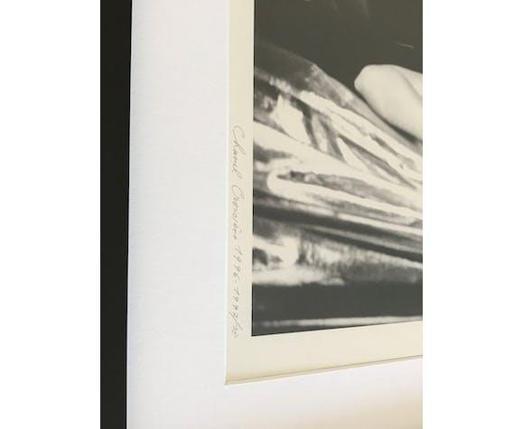 Photo de Karl Lagerfeld pour Chanel, collection 1996/1997