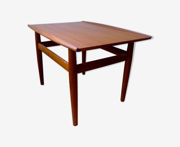 Mid-Century danish coffee table by Grete Jalk for Glostrup Møbelfabrik, c.1960s