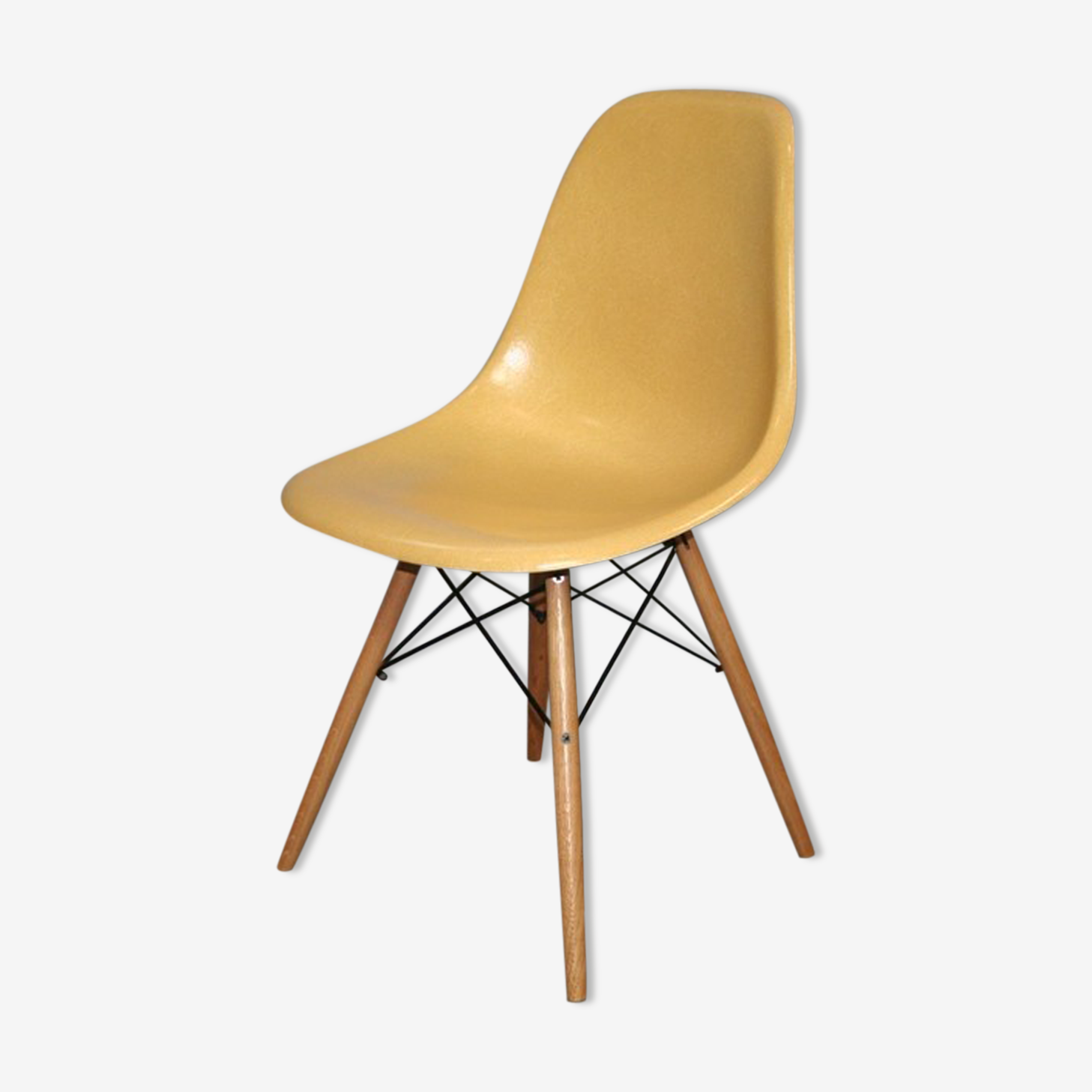 Chaise dsw  Eames Herman Miller vintage