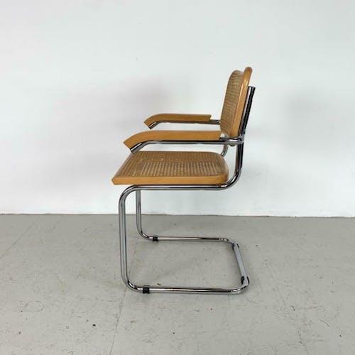 Chaise Carver Marcel Breuer vintage