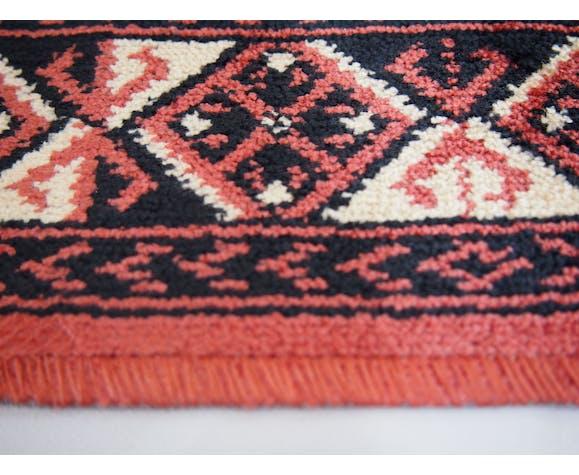 Tapis Oushak vintage 34x75cm