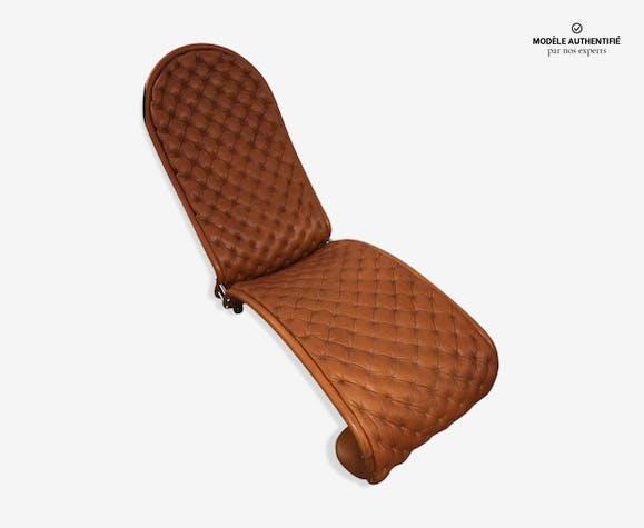 Chaise longue par Verner Panton