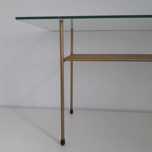 Table basse porte revues